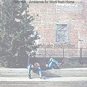 Harp duo - Ambiance for Work from Home