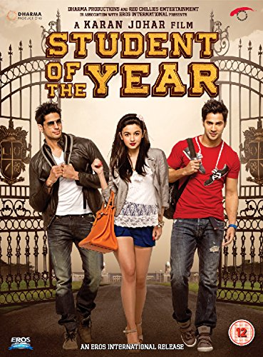 Student Of The Year [DVD]