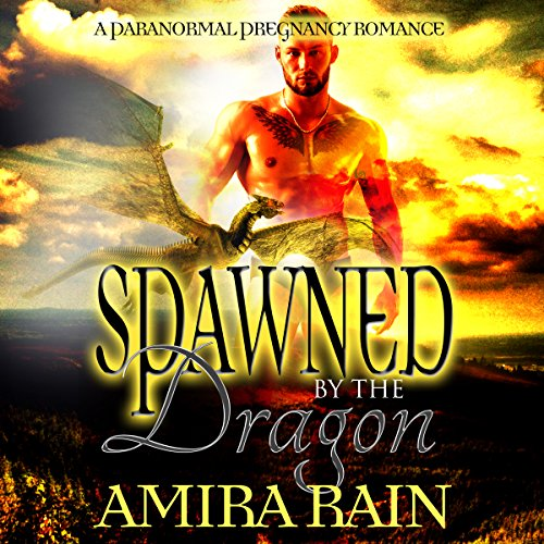 Spawned by the Dragon audiobook cover art