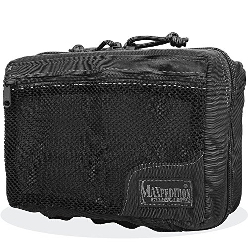 Maxpedition Individual First Aid Pouch schwarz