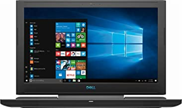 2019 Premium Flagship Dell G7 15.6 Inch FHD IPS Gaming Laptop (Intel Core i7-8750H up to 4.1GHz, 16GB DDR4 RAM, 512GB SSD + 1TB HDD, WiFi, 6GB Nvidia GeForce GTX 1060 Max-Q, Thunderbolt, Windows 10)