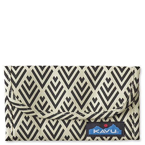 KAVU Big Spender Wallet, Deco Tiles, One Siz