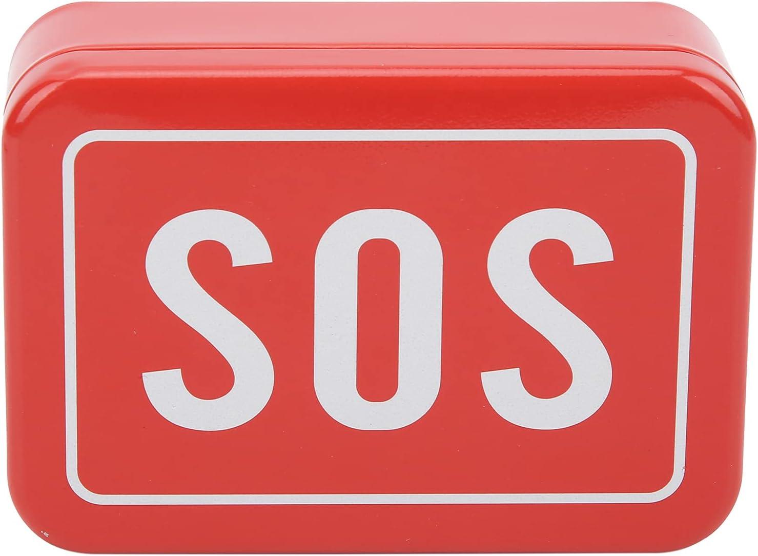 01 SOS NEW Case Strong Atlanta Mall Portable Durable Mu Practical Lifesaving Box