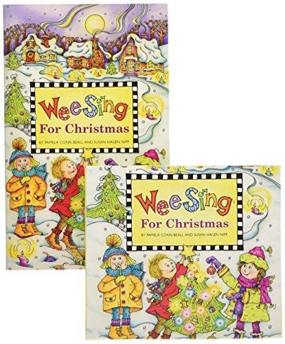 WEE SING FOR CHRISTMAS (BK&CD) N/E