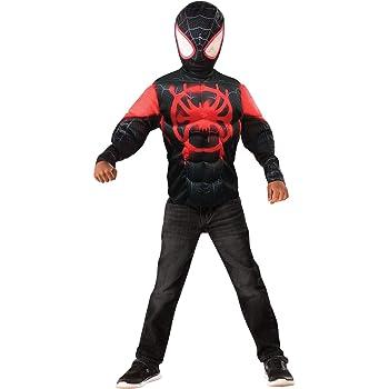 Rubies Disfraz oficial de Spiderman de Disney, disfraz de Miles ...