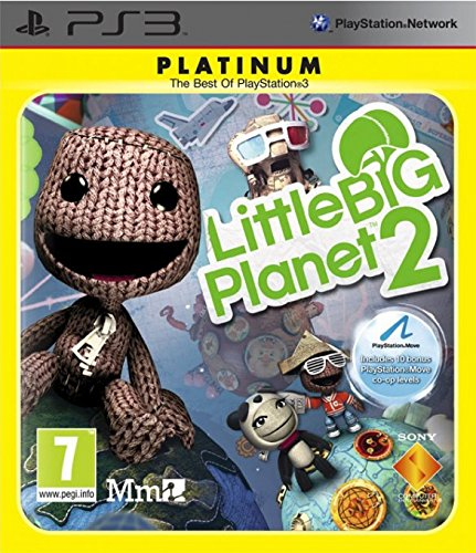 Little Big Planet 2 PS-3 AT Platinum