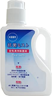 空気清浄除菌消臭・加湿器洗浄除菌剤 抗菌ミスト 1L