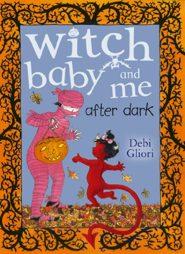 Witch Baby and Me After Dark (English Edition)