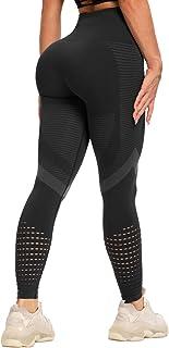 YOFIT Women's High Waisted Workout Leggings Seamless Gym Leggings Butt Lift Yoga Pants