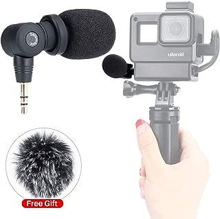 Saramonic Gopro用 Vlog 3.5mmワイヤレスビデオマイク Gopro Apple IOS iPhone iPad Sony A6400 RX100 VII Canon G7X IIIなどに適用