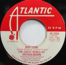 The Crazy World Of Arthur Brown 45 RPM Best Cure / Fire