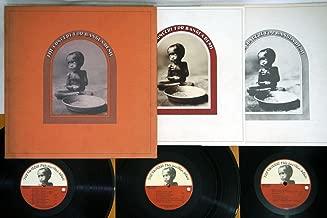 The Concert for Bangladesh George Harrison STCX-3-3385. 3 Lp Boxset