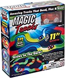 Magic Tracks- Kit de démarrage, MAGTRA-TRA-6, Assembled Size: H1.5 x W335.28 x D26.8cm