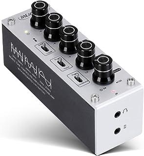 InLine 99204I AmpEQ mobilne, wzmacniacz Hi-Res AUDIO i korektor słuchawek, wtyczka jack 3,5 mm, z akumulatorem