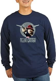Agent Carter SSR Unisex Cotton Long Sleeve T-Shirt