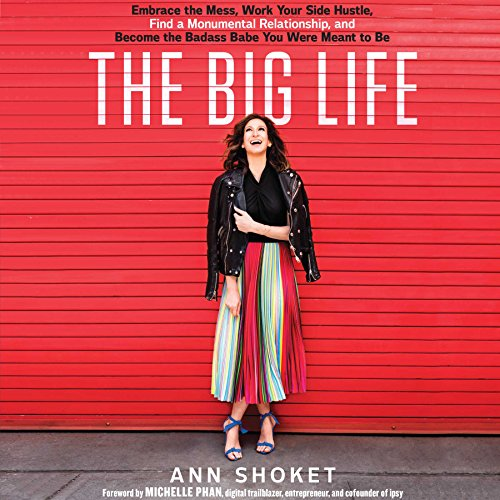 The Big Life audiobook cover art