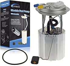 POWERCO Fuel Pump Module Assembly E3706M 150230 Replacement for Chevy Suburban Yukon XL 1500 5.3L 2005 2006 2007 with Sending Unit Level Sender