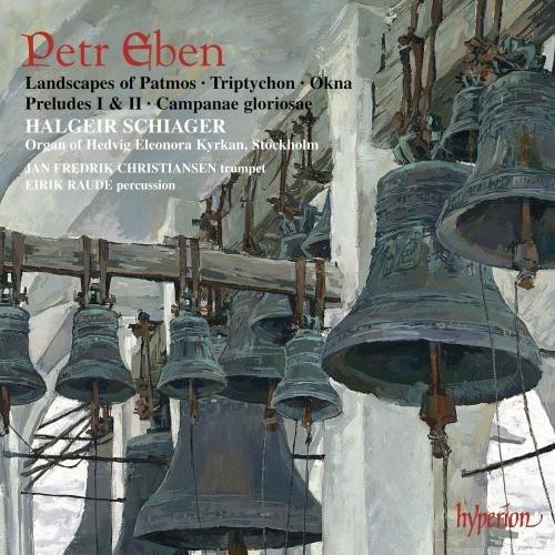 Petr Eben: The Organ Music Vol.5