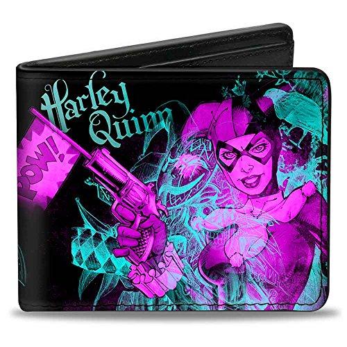 61ZvqijlH5L Harley Quinn Wallets