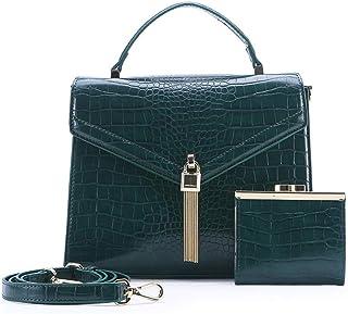 CHRISBELLA Fashion Women Handbags Leather Shoulder Bags Mini Purse Bag Set Large Capacity PU Leather Crossbody Bag Female Bolsos