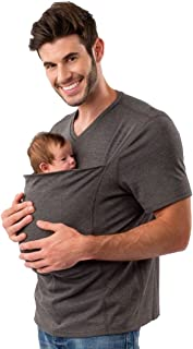 Lalabu Dad Shirt (M, Simple Gray)