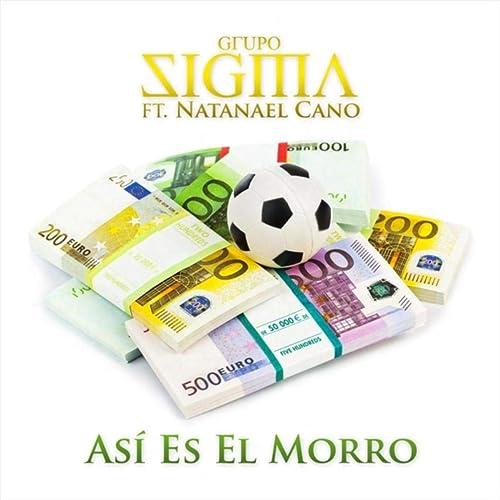 Amazon.com: Así Es el Morro (feat. Natanael Cano): Grupo ...