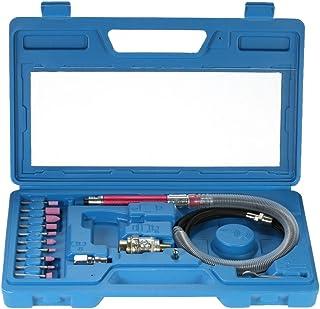 KKmoon 16pcs 65000 RPM Aire Micro Morir Amoladora Kit Multi-