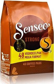 Senseo Dark Roast, Monodosis de Café, Diseño Nuevo, 48