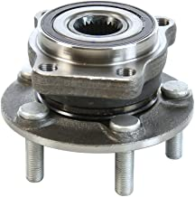Detroit Axle - Front Wheel Hub and Bearing Assembly 5 Lug Models w/ABS