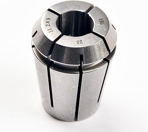 popular ERG25 11.2×9 Advanced Formula Spring discount Steel Collet online Sleeve Tap,For Lathe CNC Engraving Machine & Lathe Milling Chuck sale