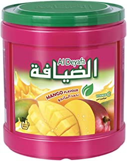 Al Deyafa Mango Instant Drink in Plastic Bottle - 2.5kg