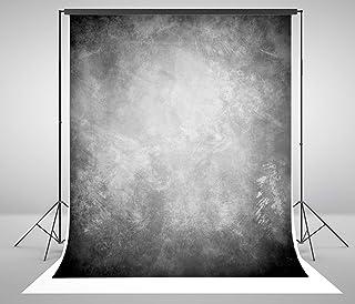 Kate 1.5x2.2m 固体色抽象的な写真の背景灰色のレンガの壁の背景ストックフォト