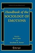 Best handbook of the sociology of emotions Reviews