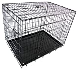 RayGar Wire Dog Crate