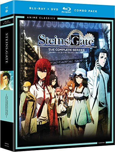 Steins Gate: Complete Series Classic [Blu ray] [Blu-ray]