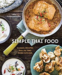 Simple Thai Food Cookbook Book Cover