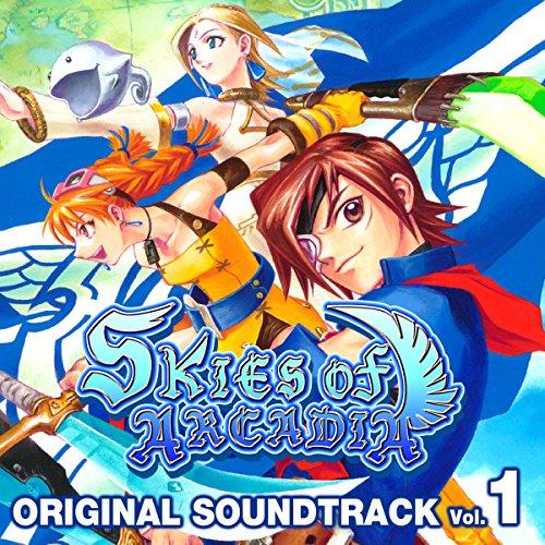 Skies of Arcadia Original Soundtrack vol.1