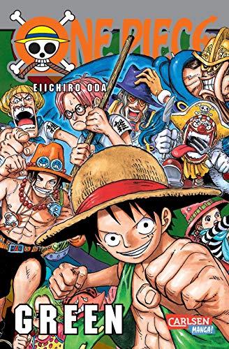 One Piece Green. Secret Pieces