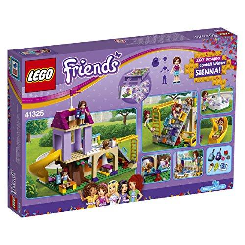 LEGO Friends 41325 Heartlake City Spielplatz Konstruktionsspielzeug