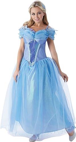 ventas en línea de venta Princesas Disney - Disfraz de Cenicienta para para para mujer, Talla S adulto (Rubie's 810202-S)  bajo precio del 40%