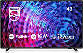 Philips 43PFS5503/12 TV 108 cm (43 inch) LED-TV (Full HD, HDMI, USB, Triple Tuner)