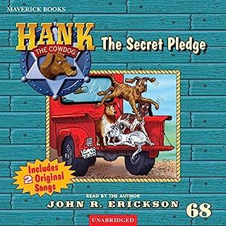The Secret Pledge audiobook cover art