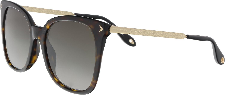 Sunglasses Givenchy Gv 7097  S 0086 Dark Havana HA brown gradient lens