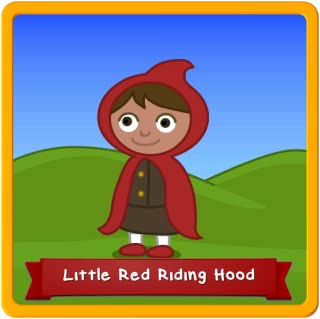 Storybook Wordsearch - Little Red Riding Hood FireTV