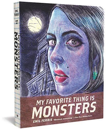 Compare Textbook Prices for My Favorite Thing Is Monsters Illustrated Edition ISBN 9781606999592 by Ferris, Emil