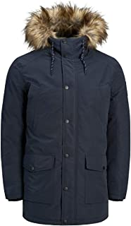 Jack & Jones Men's Jjsky Parka Jacket