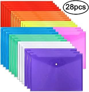 Best colored plastic envelopes Reviews