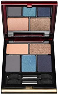 Kevyn Aucoin The Essential Eyeshadow Set, The Defining Navy Palette, 0.035000000000000003 Ounce
