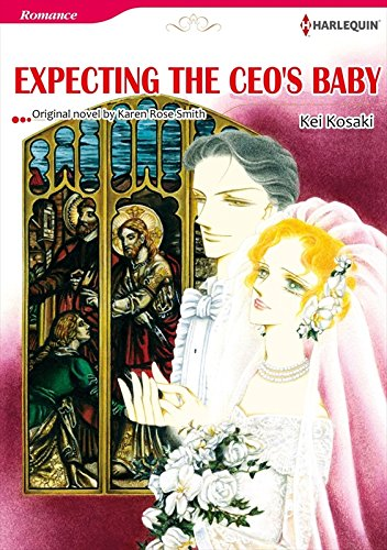 Expecting The CEO's Baby: Harlequin comics (English Edition)