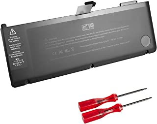 GWY-TECH New Laptop Battery for MacBook Pro 15 inch A1321 A1286 [Only for Mid 2009 2010 Version] 661-5211 661-5476 020-6766-B 020-6380-A MB986 MB986J/A MB985 MC118 [10.95V 73Wh]